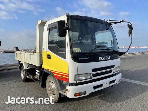 Isuzu Forward 2006 Dump Truck-3