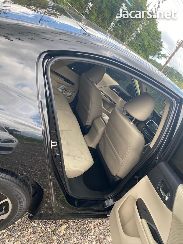 Honda Accord 2,4L 2016-7