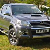 Toyota Hilux 3,5L 2015