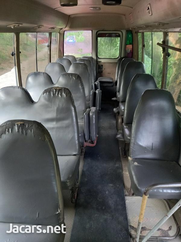 Toyota Coaster Bus-7