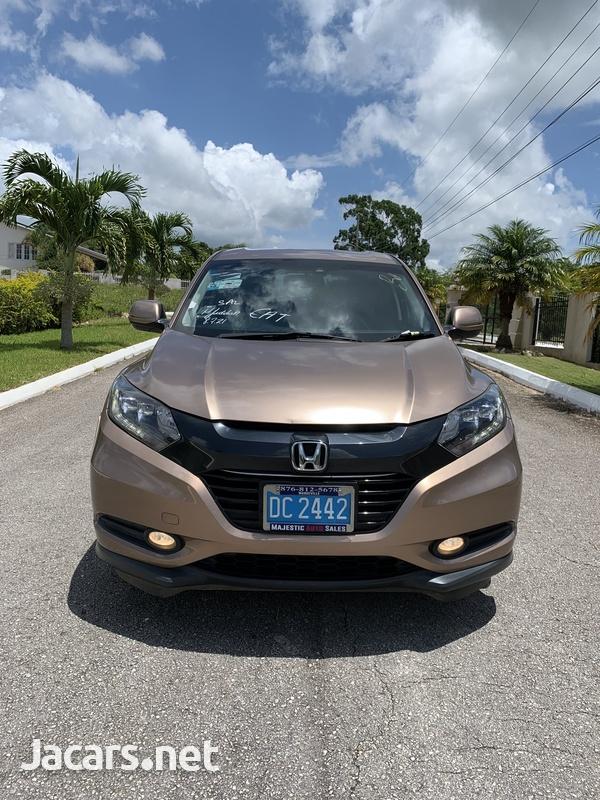 Honda Vezel 1,5L 2017-10