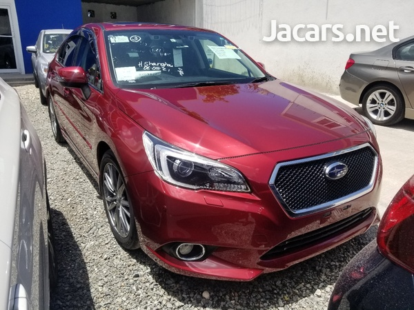 Subaru Legacy 2,5L 2017-3