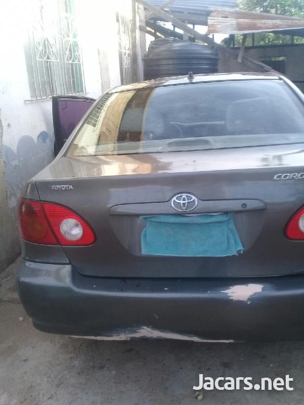 Toyota Corolla Altis 1,6L 2003-2