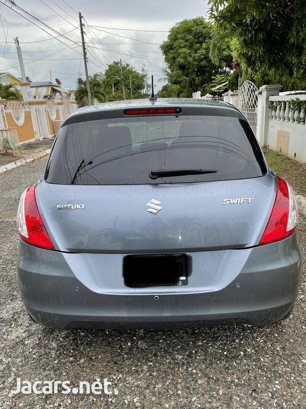 Suzuki Swift 1,4L 2014-8