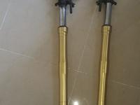 Cbr 600rr fork tubes 2007 to 2012