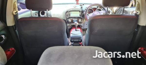 Nissan Juke 1,6L 2013-9