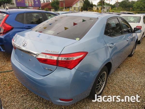 Toyota Corolla 1,6L 2015-7