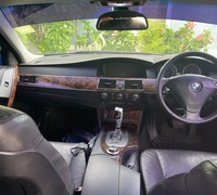 BMW 5-Series 3,0L 2007