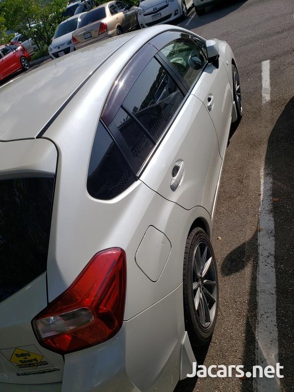Subaru Impreza 2,0L 2013-2