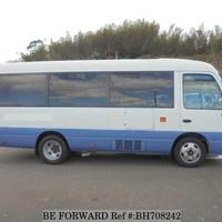 2012 Hino bus