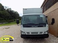 Isuzu Box Body Truck