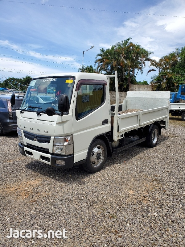 2013 Mitsubishi Canter Lift Truck-2
