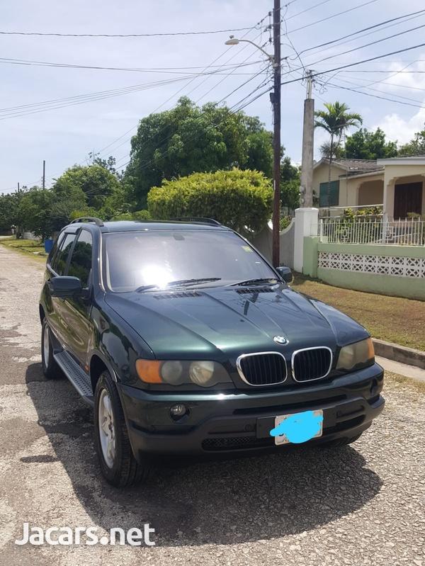 BMW X5 3,0L 2003-1
