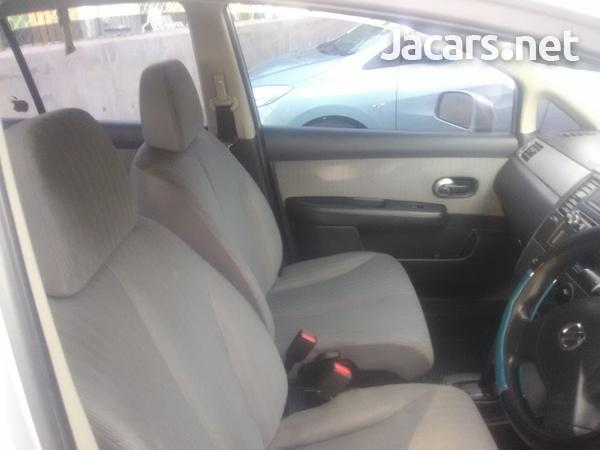 Nissan Tiida 1,3L 2009-5
