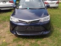 Toyota Axio 1,4L 2016