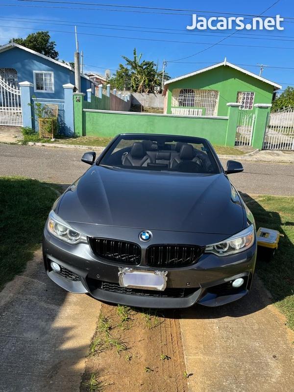 BMW 4-Series 2,0L 2015-5