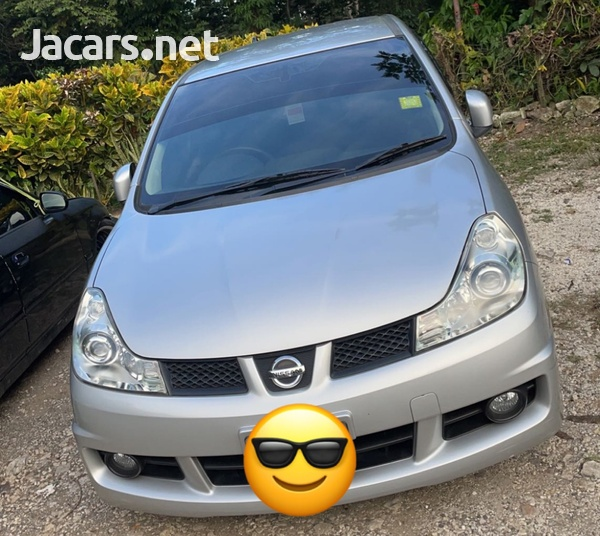 Nissan Wingroad 1,6L 2012-1
