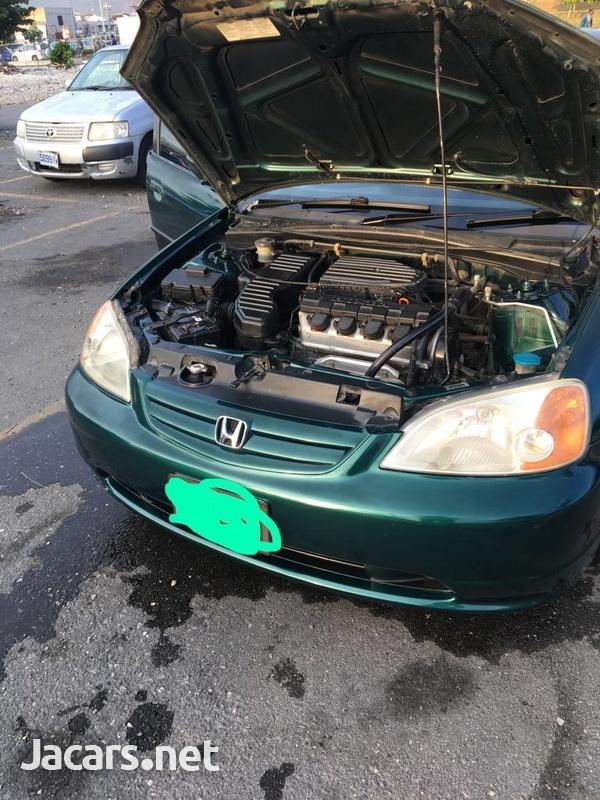 Honda Civic 1,6L 2002-5