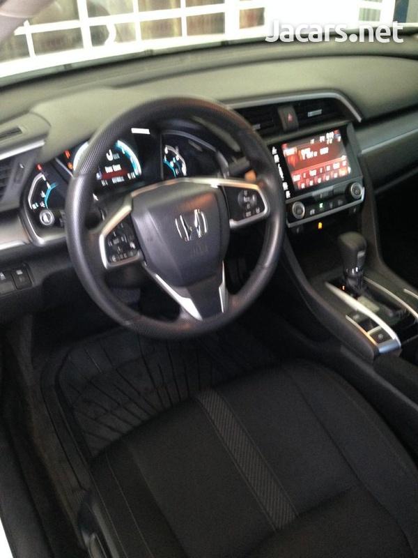 Honda Civic 2,0L 2016-7