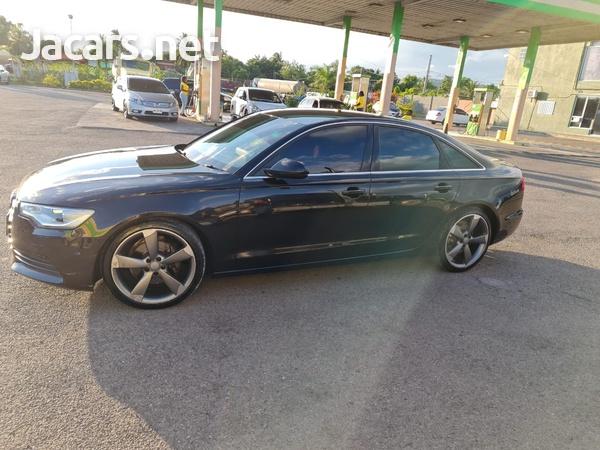 Audi A6 2,0L 2014-4