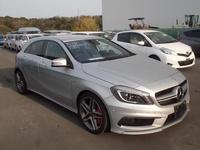 Mercedes-Benz A-Class 2,0L 2014