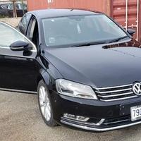 Volkswagen Passat 2,5L 2013