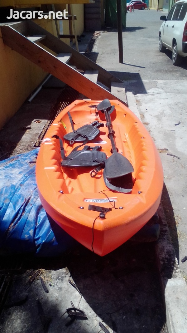 Snorkel gears, Kayaks, boat engine, Paddleboards life jackets, more-1