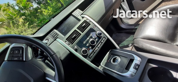 Land Rover Discovery Sport 2,0L 2017-15