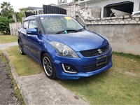 Suzuki Swift RS 1,5L 2015