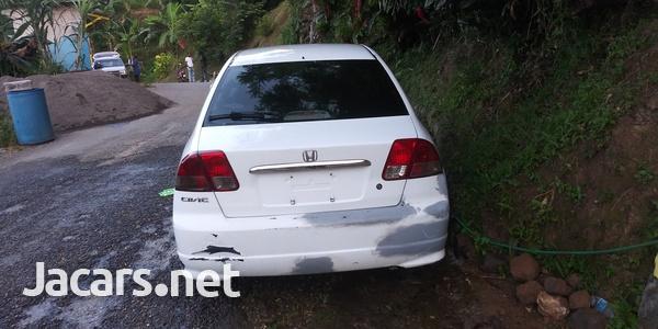 Honda Civic 1,5L 2005-3