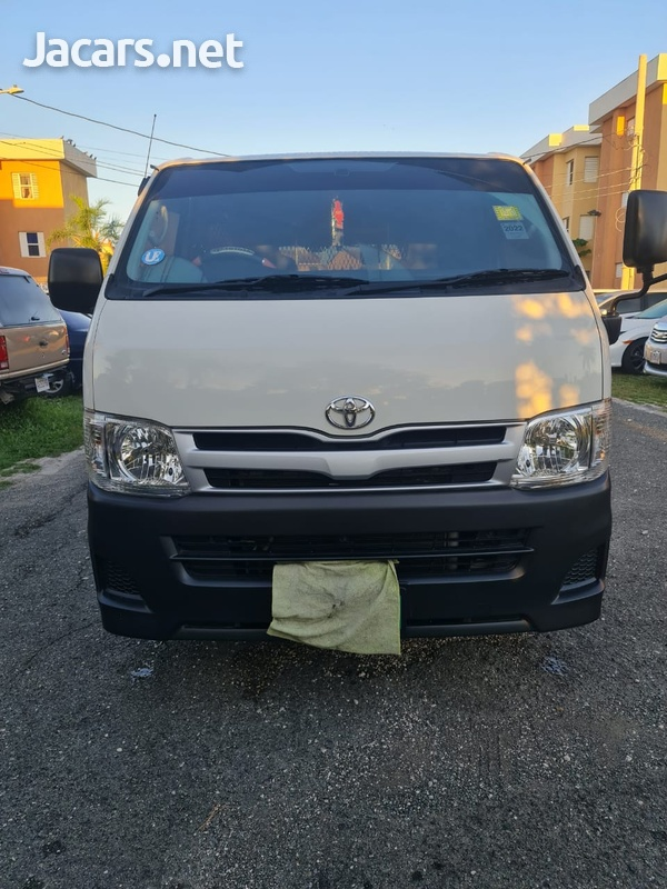 2014 Toyota Hiace Van. Call 384- 7546 .-7