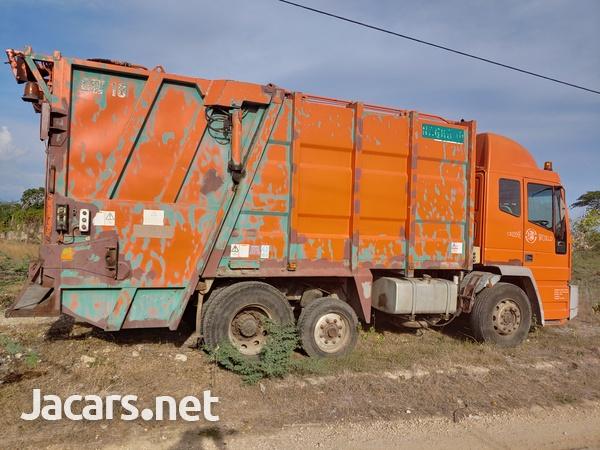 2000 Seddon Atkinson Garbage Disposal Truck-6