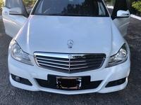 Mercedes-Benz C-Class 2,0L 2012