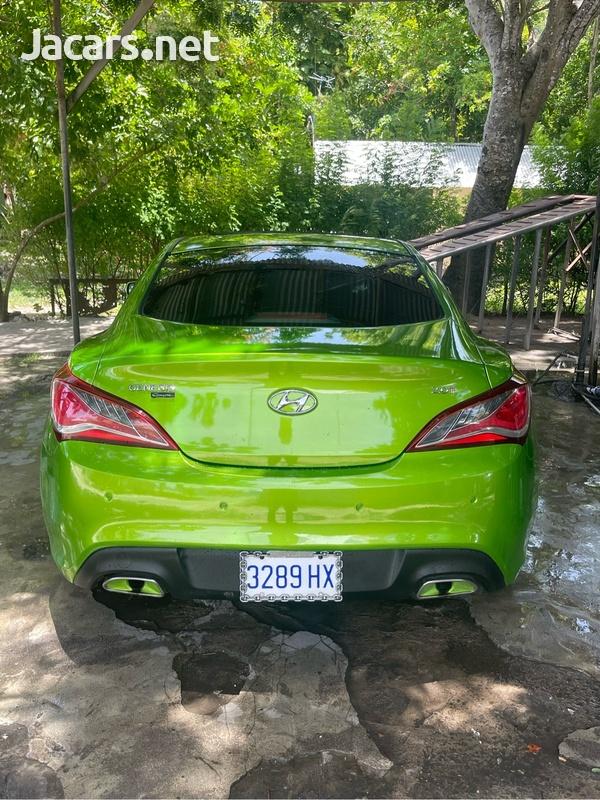 Hyundai Genesis 3,5L 2013-3