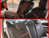 Custom Made Car Seat Covers. We Do IslandwideDelivery