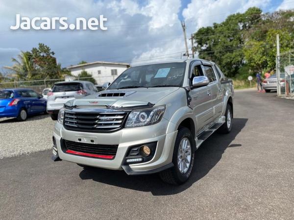 Toyota Hilux 2,5L 2014-2