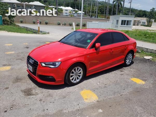 Audi A3 1,8L 2016-2