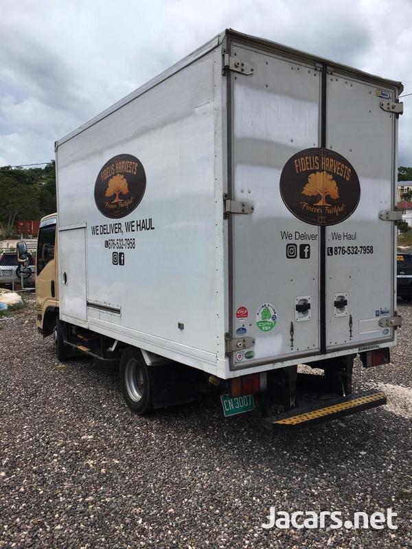 Isuzu Elf Freezer Truck-6