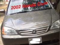 Honda Civic 3,5L 2002