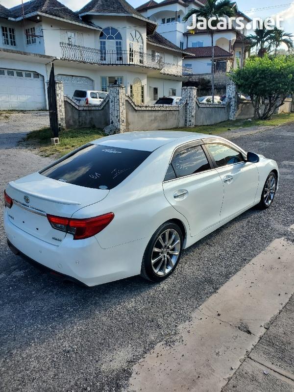 Toyota Mark X 3,5L 2016-5