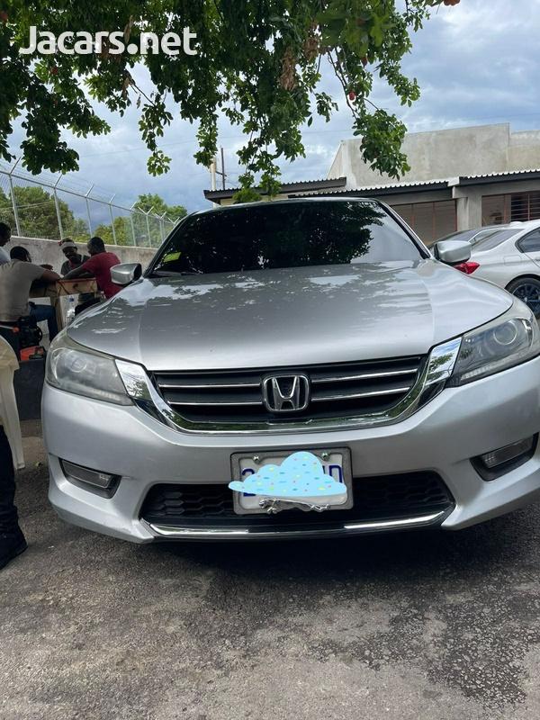 Honda Accord 2,4L 2014-1