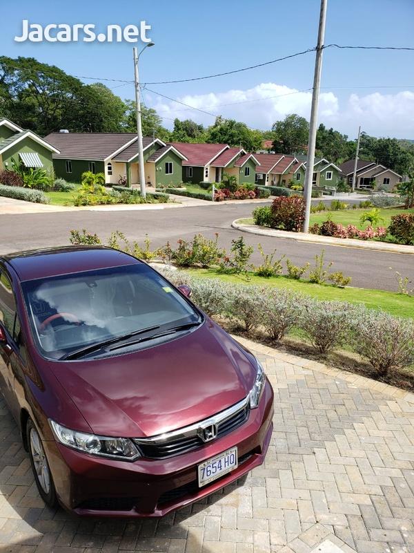 Honda Civic 1,6L 2012-1