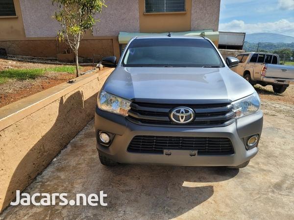 Toyota pick up 3,0L 2017-1