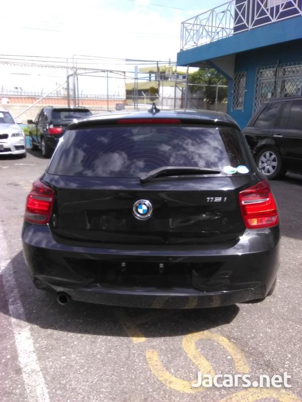 BMW 1-Series 1,6L 2013-2