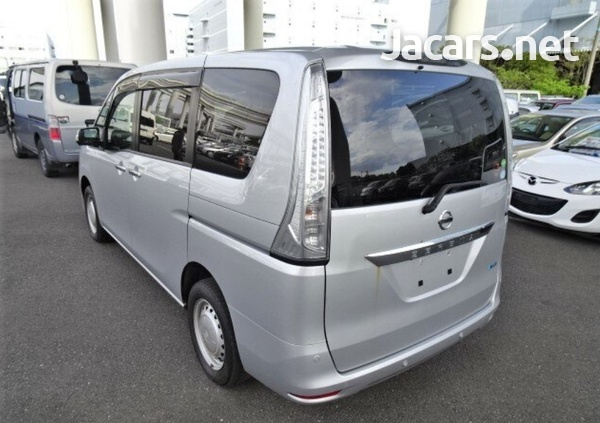 Nissan Serena 2,0L 2016-2