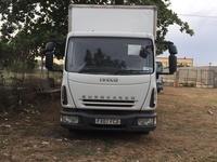 07 Iveco Box Truck