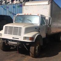 1998 International Truck