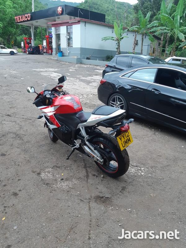 2012 Honda RR 600 Bike-2