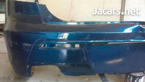 2007-2009 Mazda Axela Bumper-2