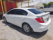 Honda Civic 3,5L 2012